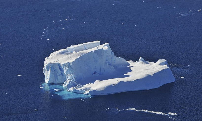Microplastics Problem: Scientists Found Them in Antarctic Ice