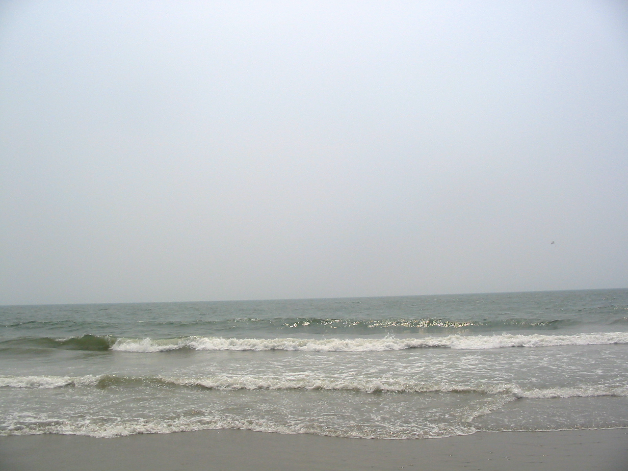 a view of the north Atlantic ocean