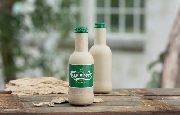 Paper bottle (Carlsberg Group)
