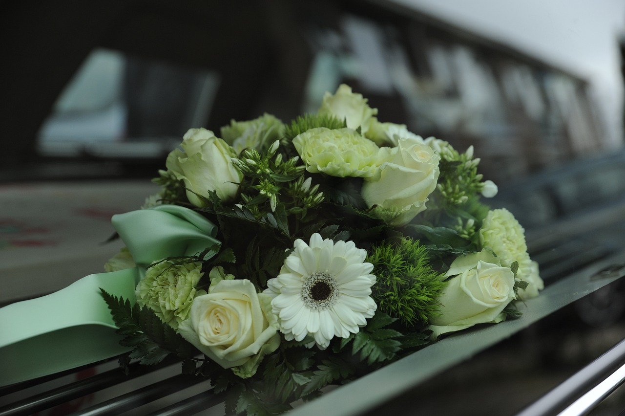 the funeral industry is slowly adapting to greener options
