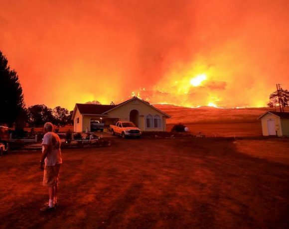 California Wildfire And Why We Can Relate It To Climate Change