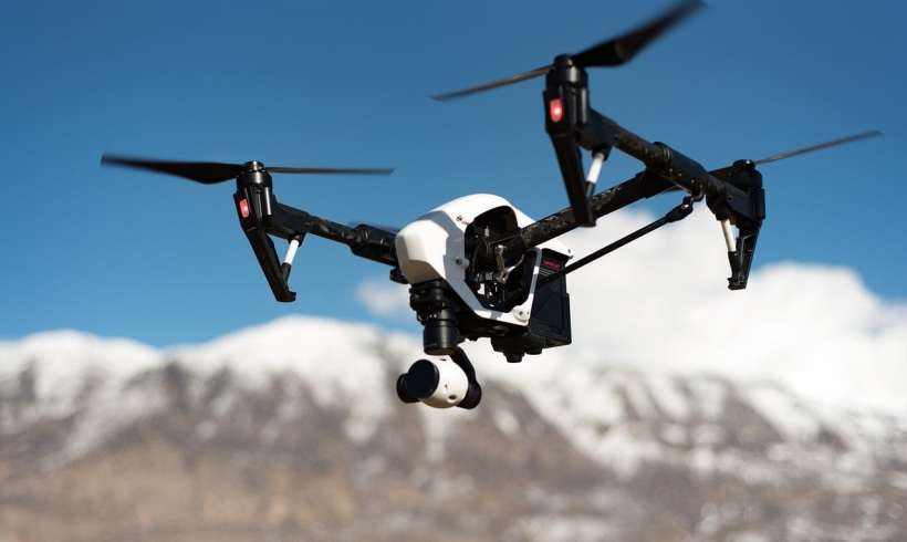 We'll Depend More on Drones to Reforest Our Planet Because It's Faster