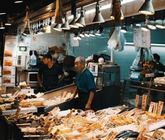 fish market fukushima