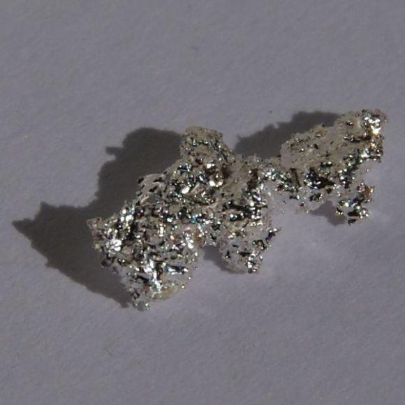 Silver Metal (Wikimedia Commons)