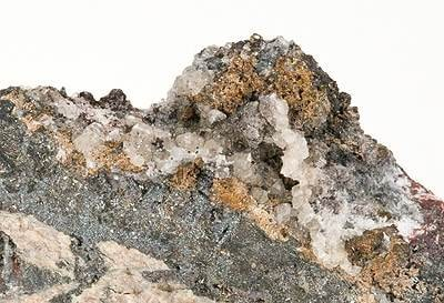 Silver Ore (Wikimedia Commons)