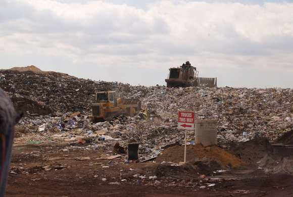 Putting Compost to Landfills Could Lead to Environmental Benefits