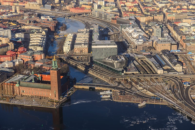 1 Minute City In Sweden: The Answer To Our Air Pollution Problem?