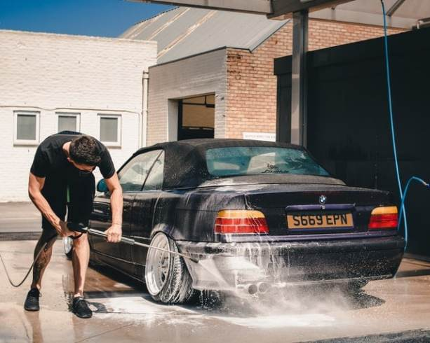 How to Set up a Green Car Wash, and Why It is Better
