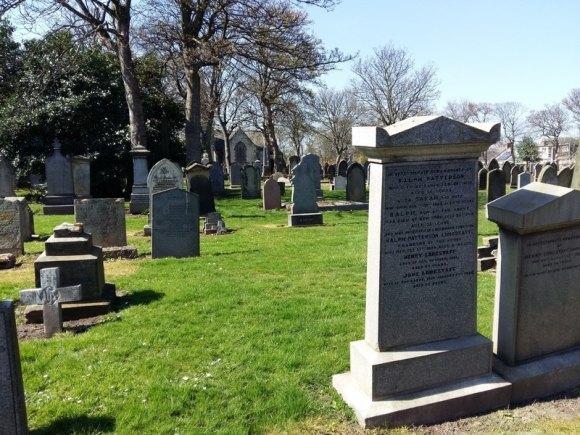 burial stones