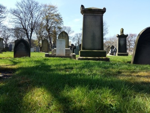 burial stone
