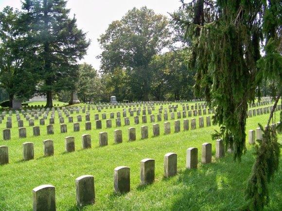 burial line