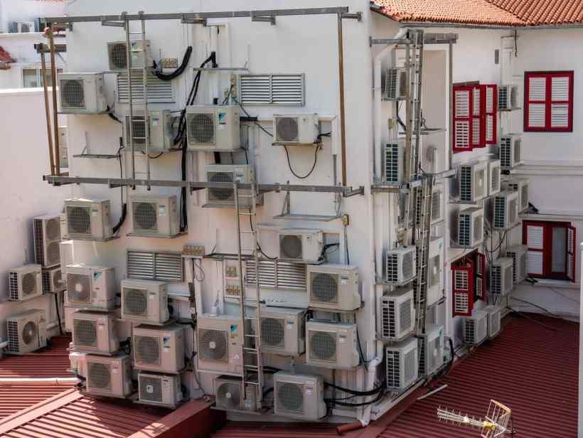 This New Method Brings 100% Outdoor Air in Buildings