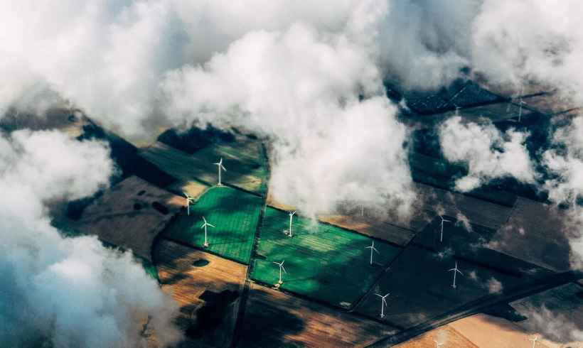 Clean Energy Revolutions Could Decarbonize Rebounding CO2 Emissions
